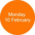 Monday 10 Circle