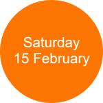Saturday 15 Circle